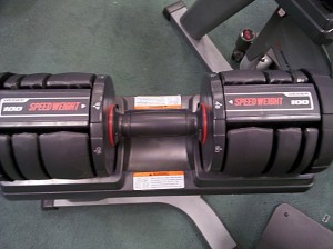 weider speed weights