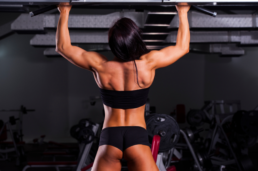 The ONE piece of equipment I recommend for back, biceps, abs.