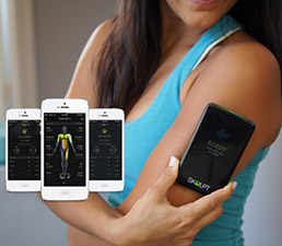 Introducing Skulpt! The most accurate fat measuring device!